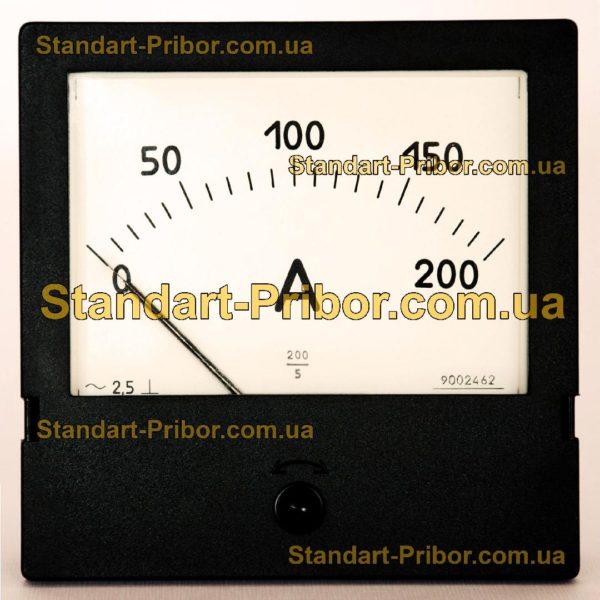 Ц33-М1 амперметр, вольтметр - фотография 1
