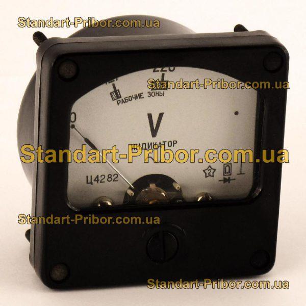 Ц4282 индикатор напряжения - фотография 1