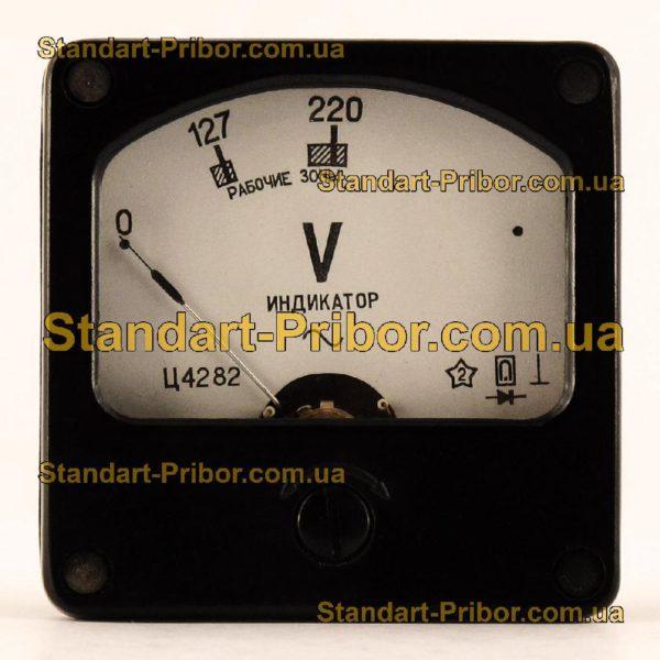 Ц4282 индикатор напряжения - изображение 2
