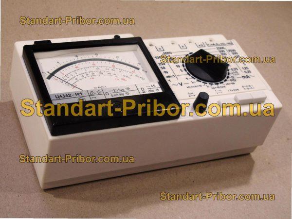 Ц4342-М1 тестер, прибор комбинированный - фотография 1