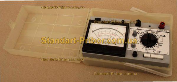 Ц4342 тестер, прибор комбинированный - изображение 2