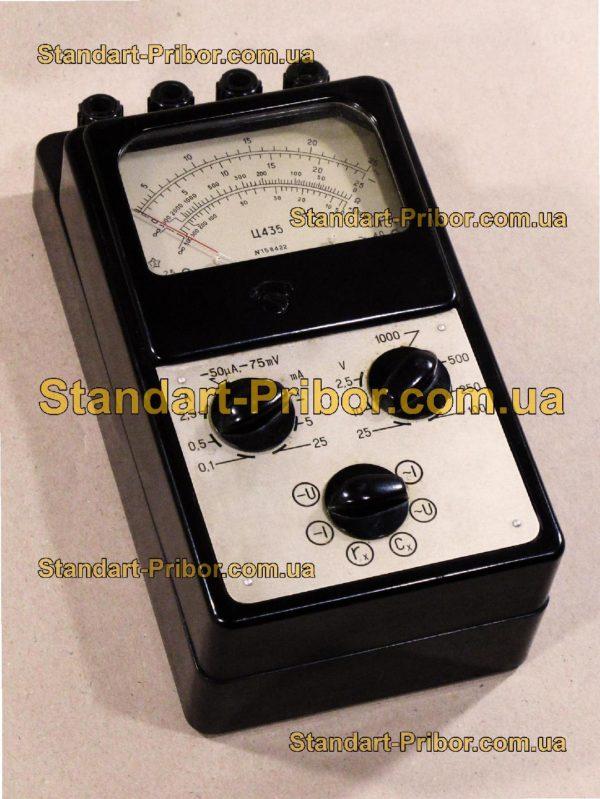 Ц435 тестер, прибор комбинированный - фотография 1