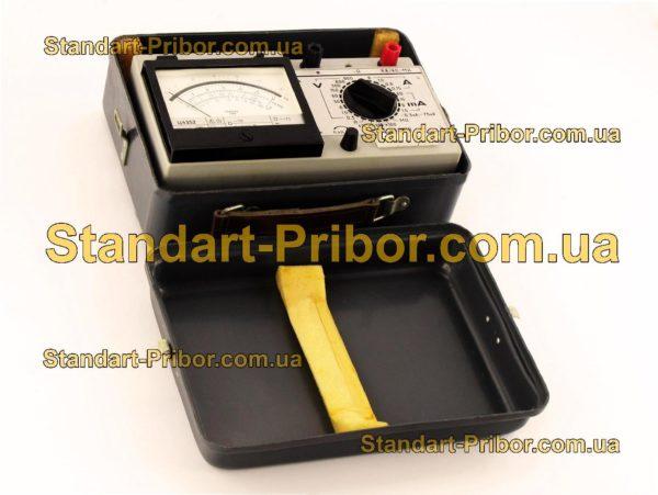 Ц4352 (4352) тестер, прибор комбинированный - изображение 2