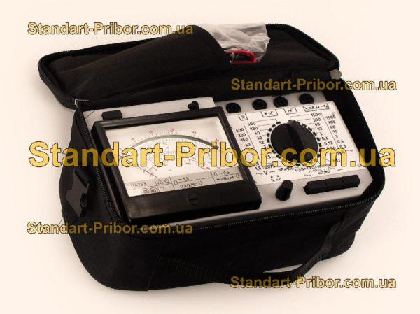 Ц4353 тестер, прибор комбинированный - фото 3