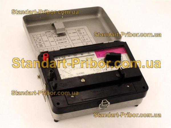 Ц4382 тестер, прибор комбинированный - фотография 1