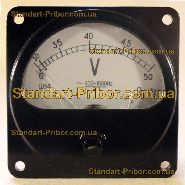 Ц84 вольтметр - изображение 2