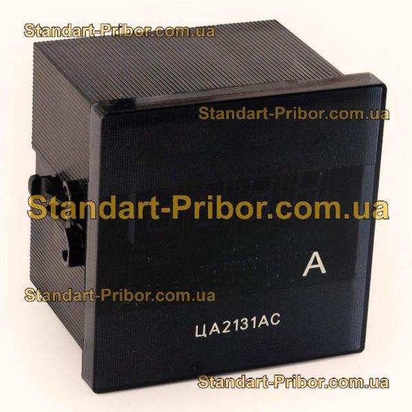 ЦА2131 амперметр, вольтметр - фотография 1