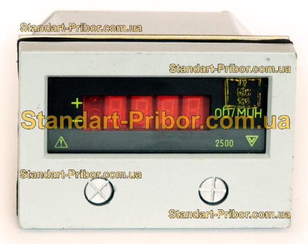 ЦВ1504 вольтметр цифровой - фотография 1