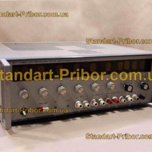 В1-12 прибор для поверки вольтметров - фотография 1