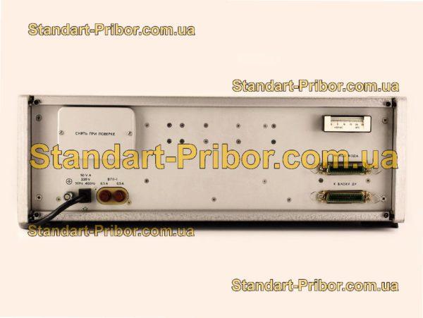 В1-16 прибор для поверки вольтметров - фотография 4