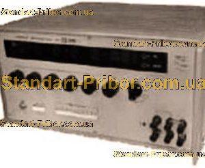 В1-20 установка для поверки вольтметров - фотография 1