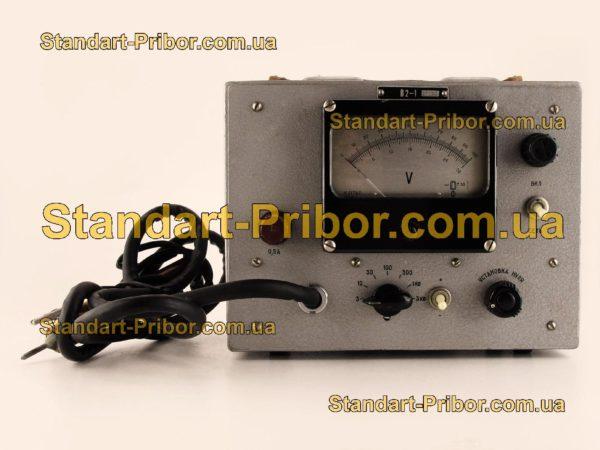 В2-1 вольтметр постоянного тока - изображение 2
