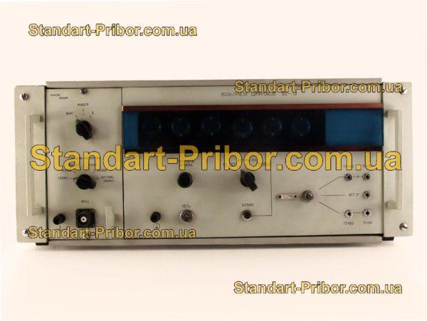 В2-19 вольтметр постоянного тока - изображение 2