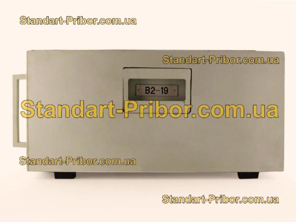 В2-19 вольтметр постоянного тока - фото 3