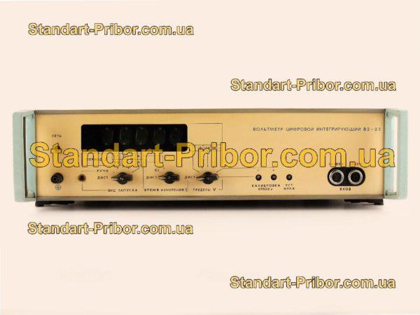 В2-23 вольтметр постоянного тока - изображение 2