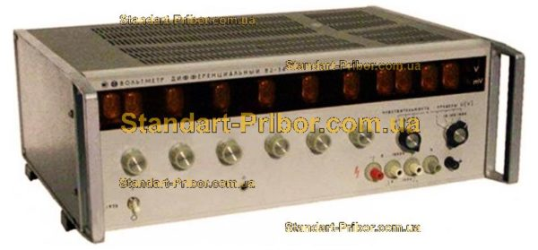 В2-34 вольтметр постоянного тока - фотография 1