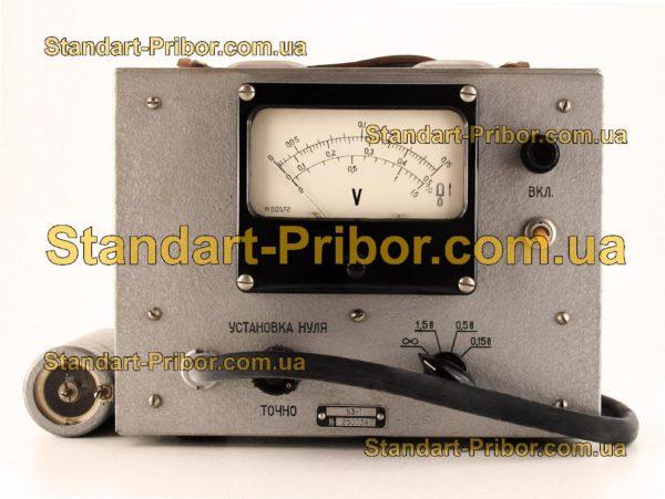 В3-1 вольтметр переменного тока - изображение 2