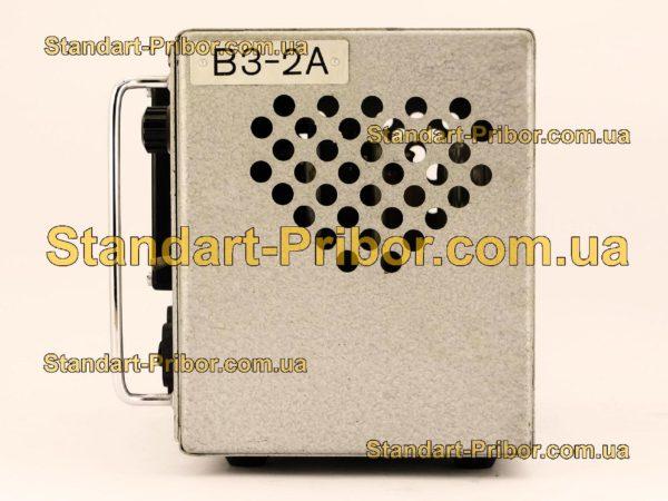 В3-2А вольтметр переменного тока - фото 3