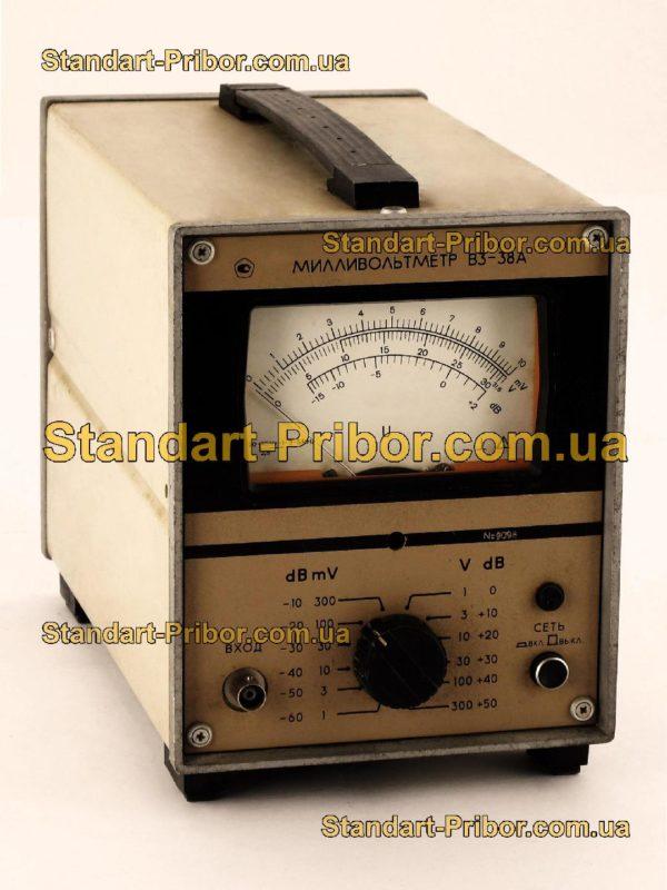 В3-38А вольтметр переменного тока - фотография 1