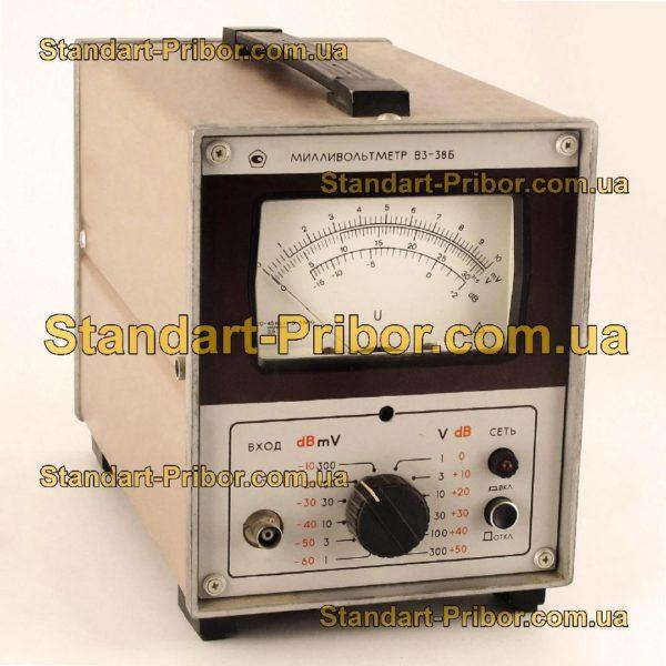 В3-38Б вольтметр переменного тока - фотография 1