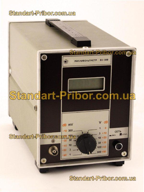 В3-38В вольтметр переменного тока - фотография 1