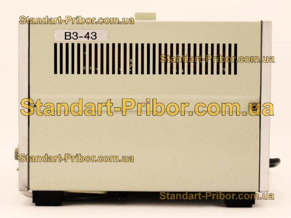 В3-43 вольтметр переменного тока - фотография 4