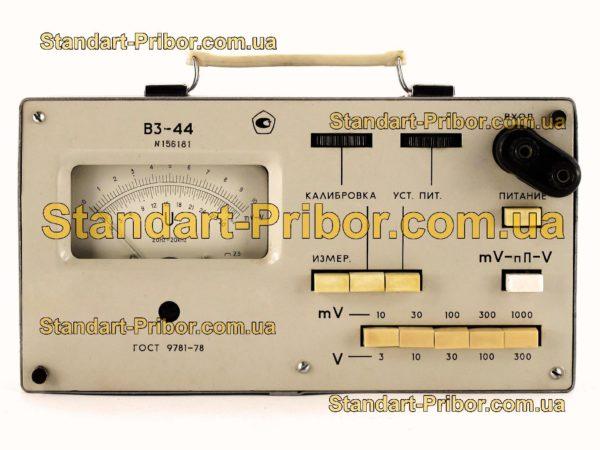В3-44 вольтметр переменного тока - изображение 2