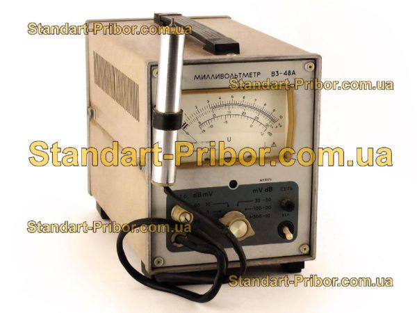 В3-48 вольтметр переменного тока - фотография 1
