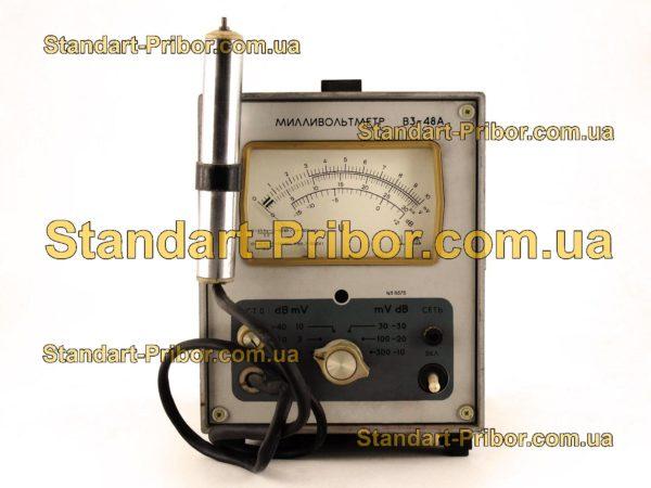 В3-48 вольтметр переменного тока - изображение 2