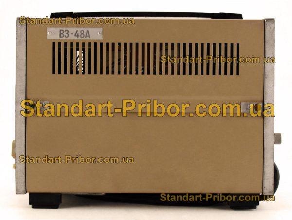 В3-48А вольтметр переменного тока - фото 3