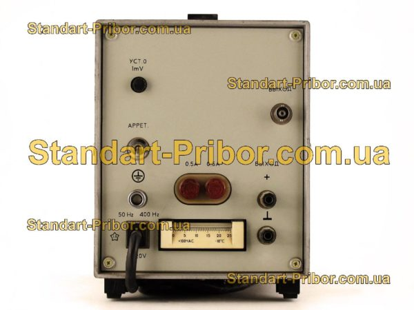 В3-48А вольтметр переменного тока - фотография 4