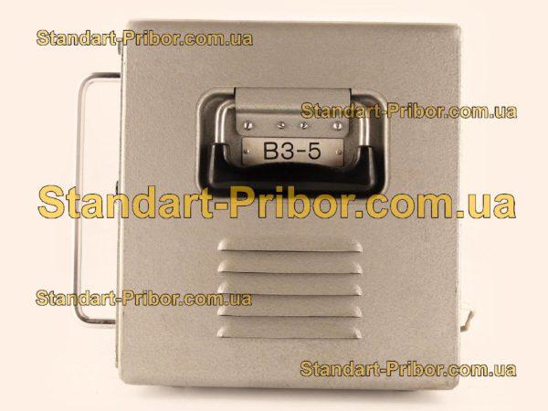 В3-5 вольтметр переменного тока - фото 3