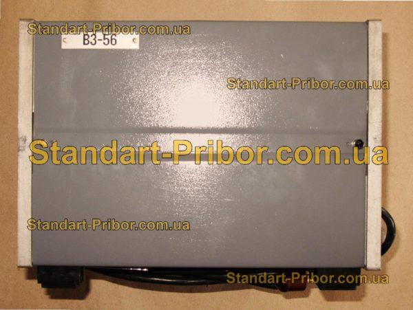 В3-56 вольтметр переменного тока - фотография 4