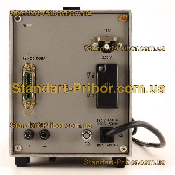В3-62 вольтметр переменного тока - фотография 4