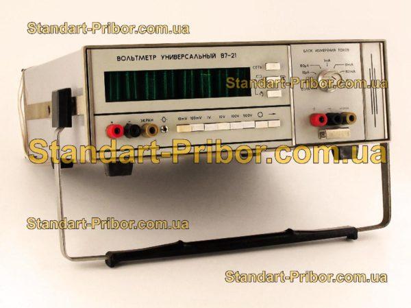 В7-21 вольтметр - фотография 1