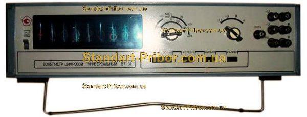 В7-31 вольтметр - фотография 1
