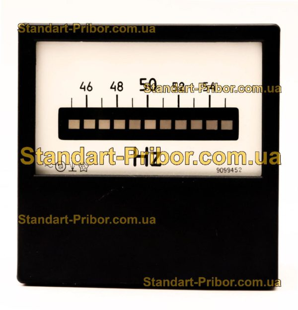 В89 частотомер - фотография 1