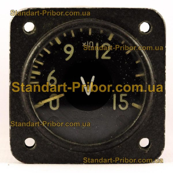 ВФ-0.4 150В вольтметр - изображение 2