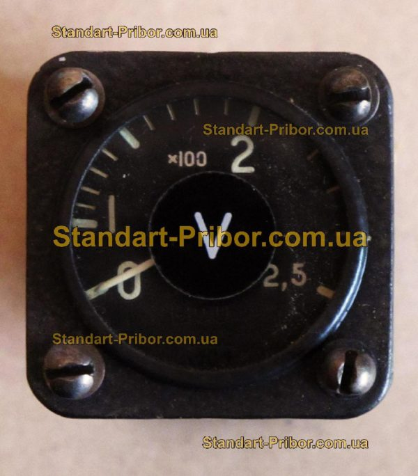 ВФ-0.4 45-250 вольтметр - изображение 2