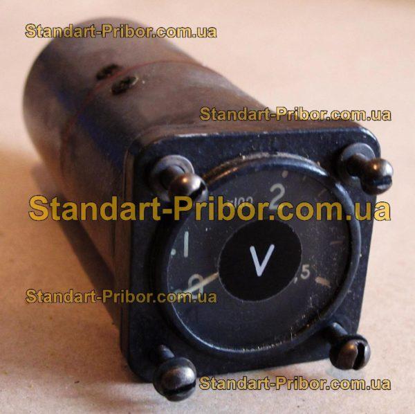 ВФ0.4-250 вольтметр ферродинамический - фотография 1