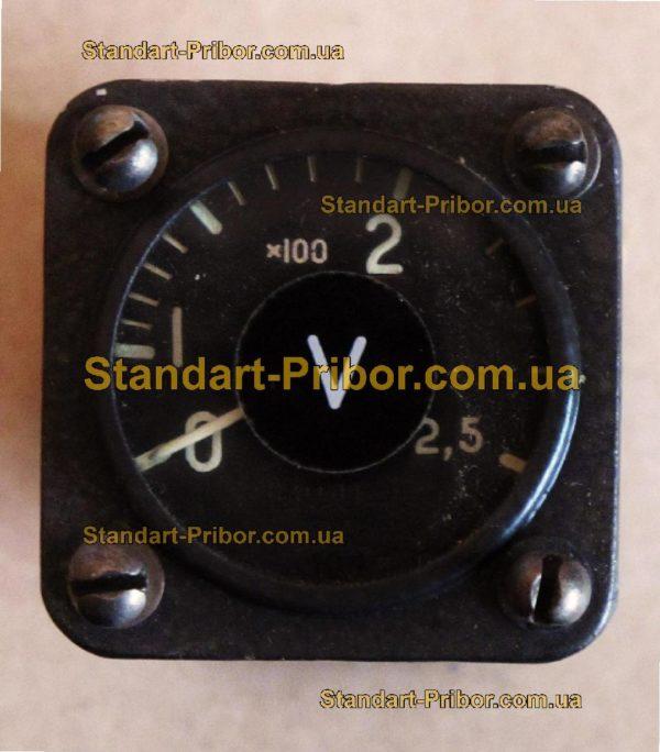 ВФ0.4-250 вольтметр ферродинамический - изображение 2