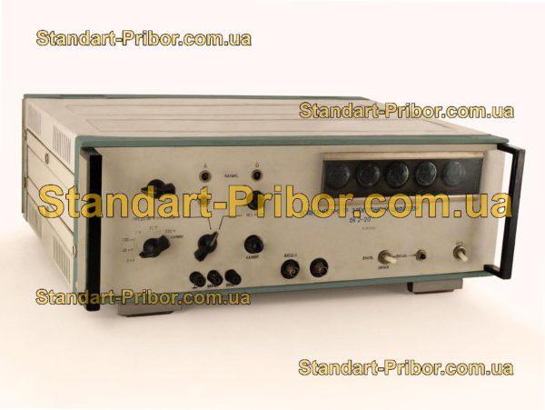 ВК2-20 вольтметр постоянного тока - фотография 1