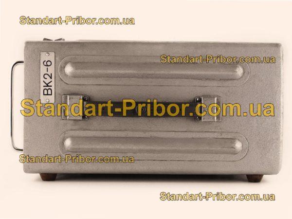 ВК2-6 вольтметр постоянного тока - фотография 4