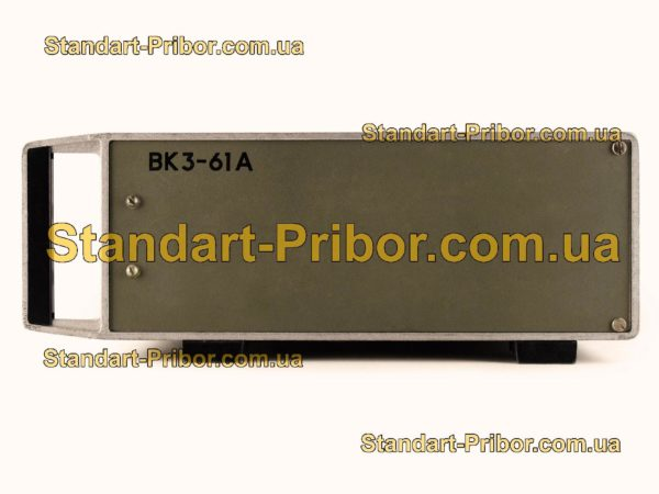 ВК3-61 вольтметр переменного тока - фото 3