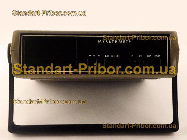 ВР-11 тестер, прибор комбинированный - изображение 2