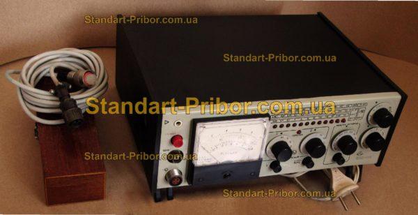 ВШВ-003 измеритель шума, вибрации - фотография 10