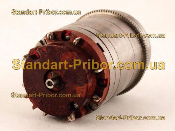 ВТ-4С ЛШ3.010.173 трансформатор вращающийся - фотография 1