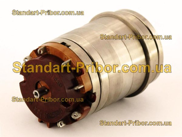 ВТ-5 КФ3.031.051, кл.т. Б трансформатор вращающийся - фотография 1