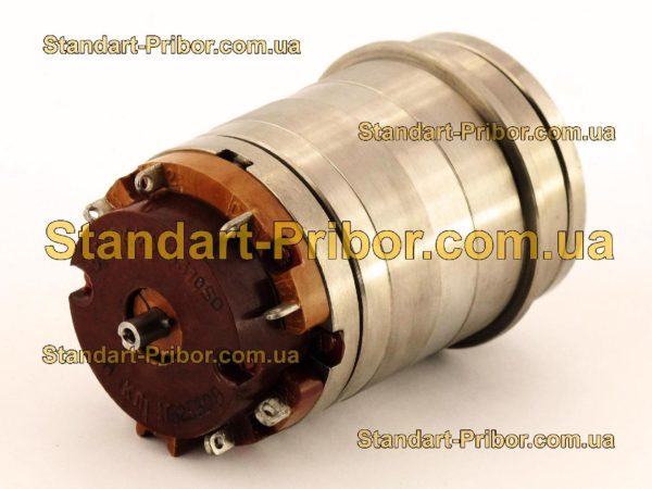 ВТ-5 КФ3.031.054 кл.т. А трансформатор вращающийся - фотография 1