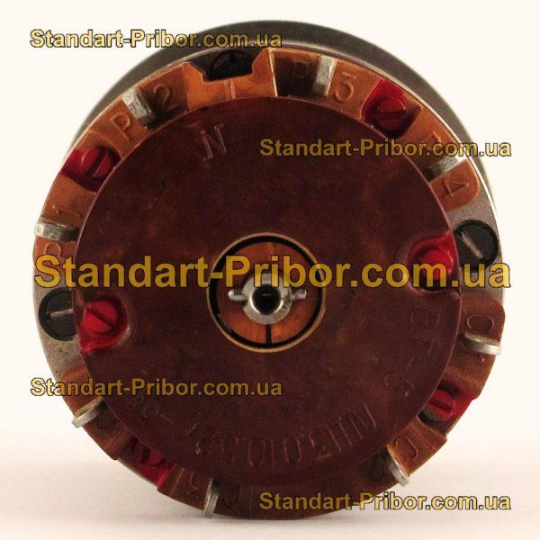 ВТ-5 ЛШ3.010.520-08 кл.т. 1 трансформатор вращающийся - изображение 5